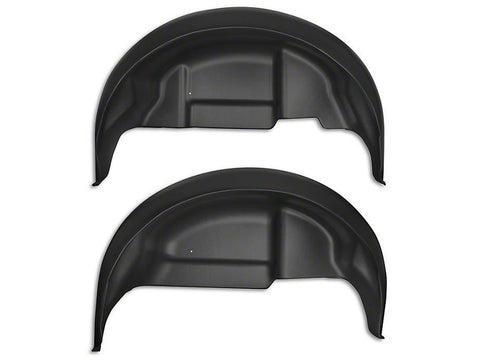 2017-2019 Raptor Rear Wheel Well Guards
