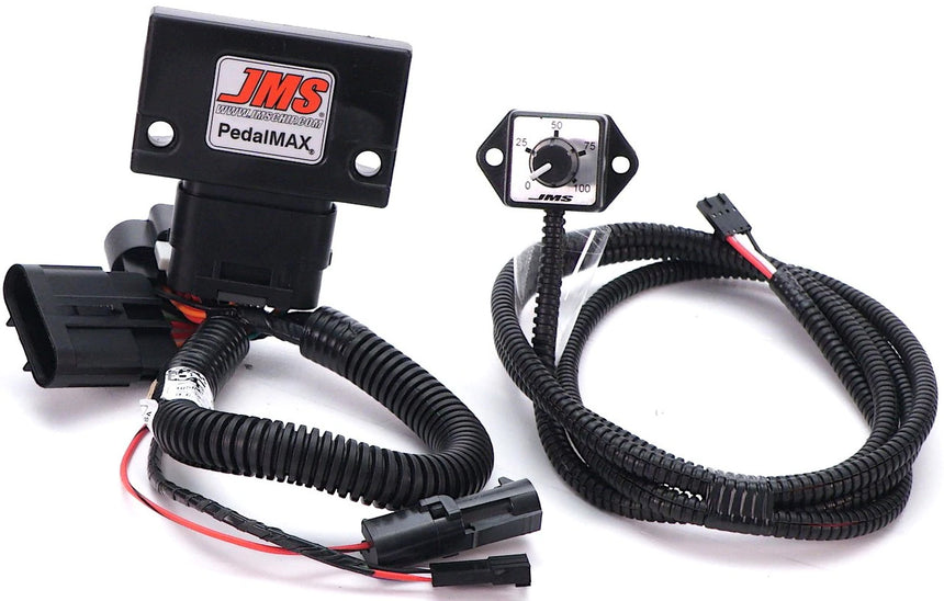 (Fits SELECT 08-20 Chevy/GMC/Cadillac Trucks) PEDALMAX DRIVE BY WIRE THROTTLE ENHANCEMENT DEVICE - PLUG AND PLAY - PX1015GMT
