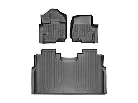 Weathertech full front and rear bundle for F-150's