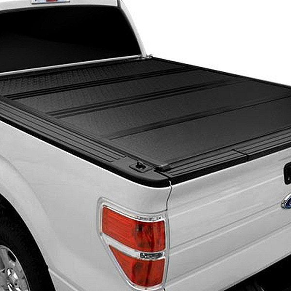 BAKFlip G2 Bed Cover 2015-2019 F-150 completely closed
