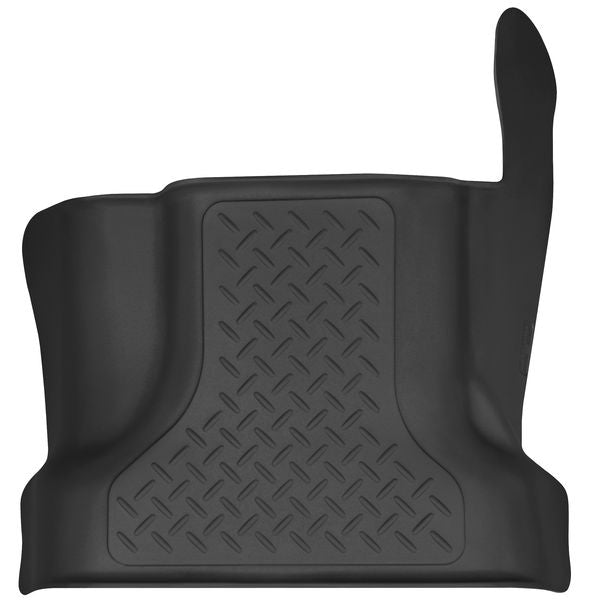 Husky X-ACT Contour floormats driver and passenger only
