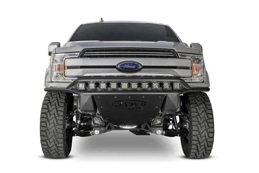 Addictive Desert Designs 2018 - 2020 Ford F-150 Lite Front Bumper w/ Top Hoop
