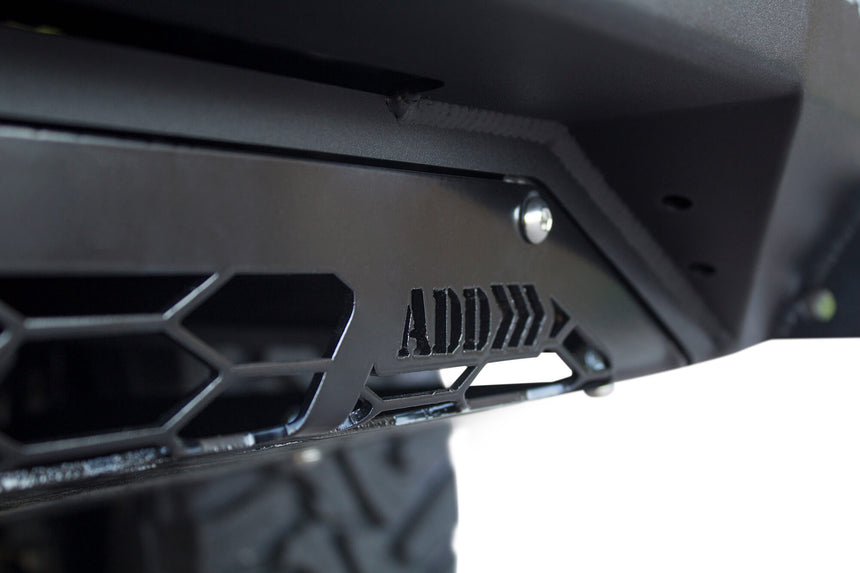 Addictive Desert Designs 2018 - 2019 Ford F-150 Stealth Fighter Winch Front Bumper