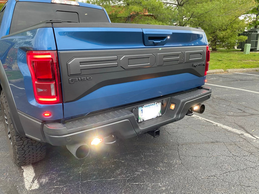 2017-2020 FORD RAPTOR REAR SR-L SERIES REVERSE LIGHT KIT (NO DRILL) SRL rear light kit