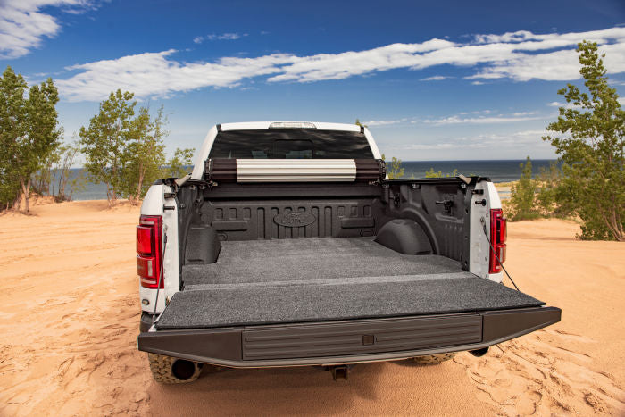 BEDRUG XLT BED MAT FOR SPRAY-IN OR NO BED LINER 17-20 FORD SUPERDUTY F-250/350