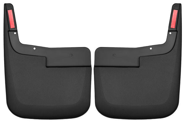 Husky front and rear mud flap set for F-150's