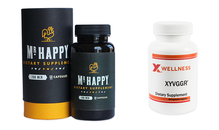 Mr. Happy = XYVGGR