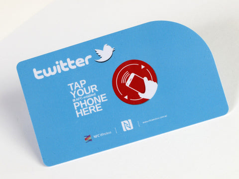 Social Connect Card - Twitter