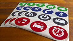 Smart NFC Stickers