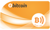 Bitcoin NFC Plastic Card 10 Pack