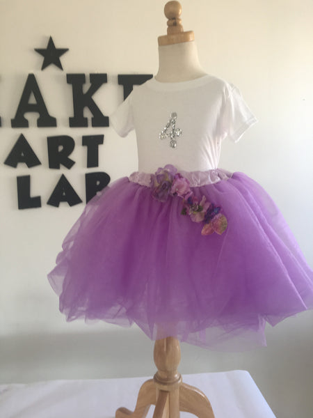 Mommy & Me Tutu Making Workshop