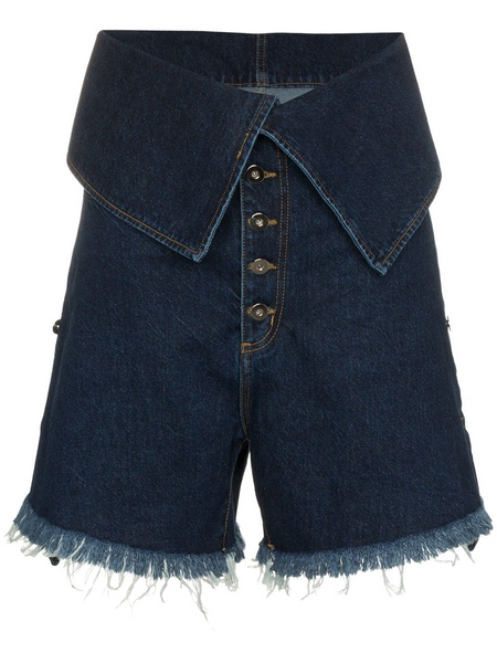 FISHERMAN SHORTS DENIM STON