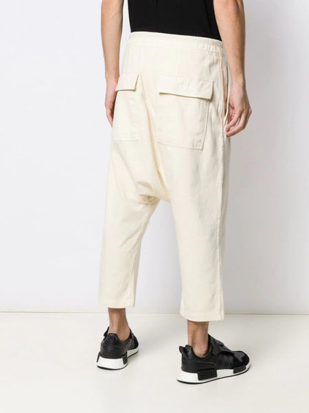 MEN'S WOVEN PANTS DRAWSTRING