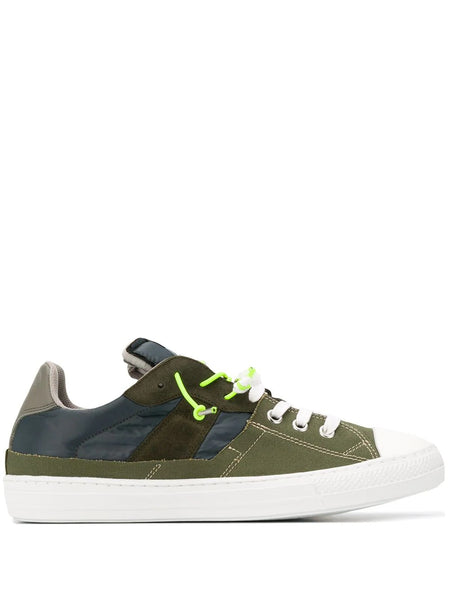 EVOLUTION MILITARY/ GREY SNEAKERS