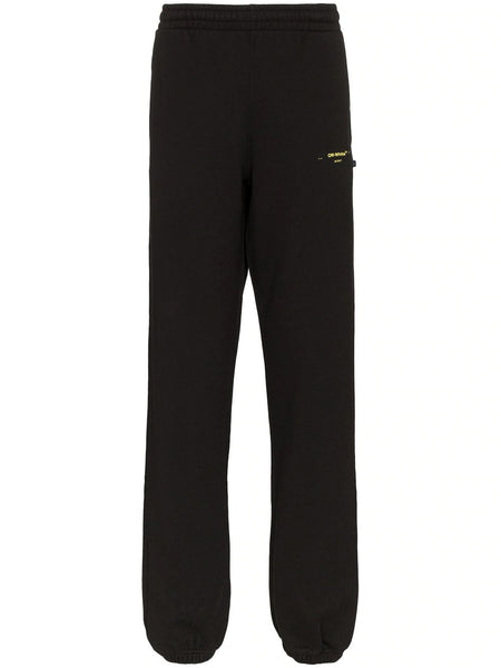 ACRYLIC ARROWS SLIM SWEATPANT