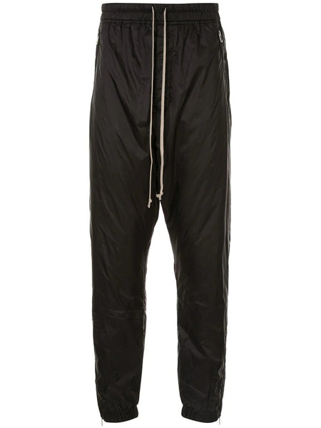 DROP CROTH TAPERED TROUSERS
