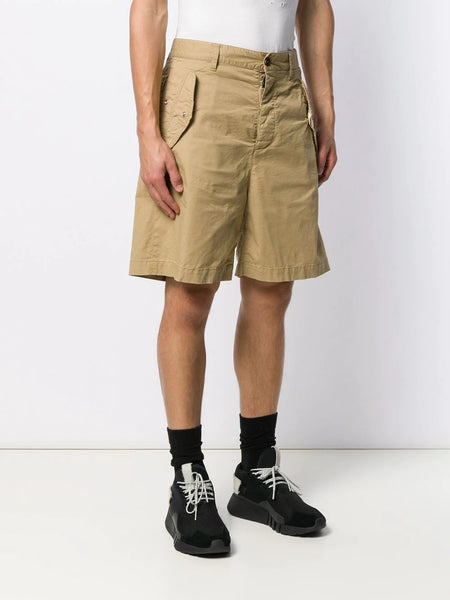 FLAP POCKET SHORTS
