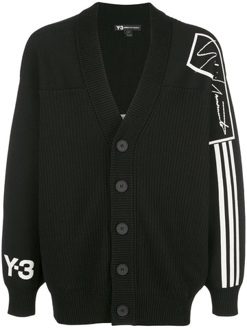 OVERSIZED TECK KNIT CARDIGAN