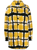 SABI JACKET YELLOW BLACK WHITE