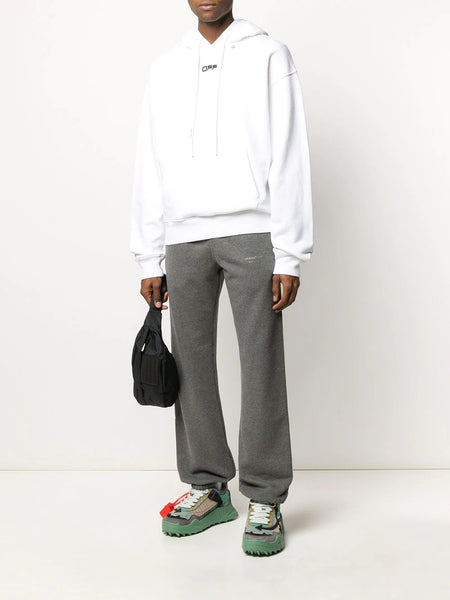 OFF W LOGO SLIM SWEATPANT