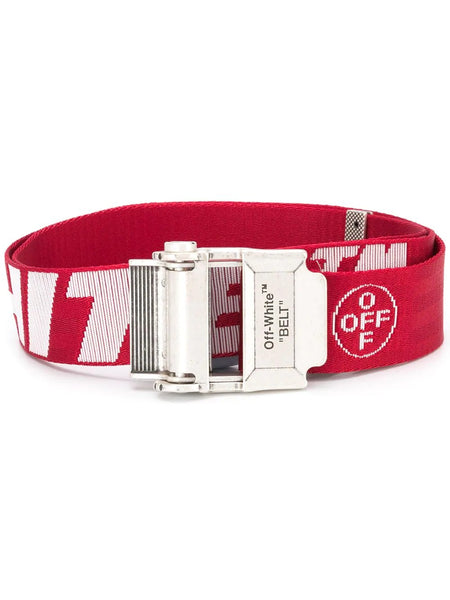 2.0 INDUSTRIAL BELT SHORT RED WHITE