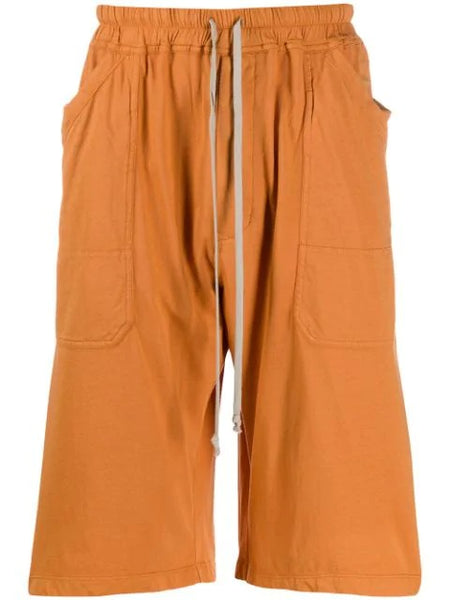 MT DRAWSTRING SHORTS TAN