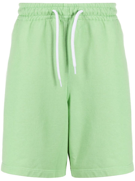 DRAWSTRING KNEE LENGTH SHORTS