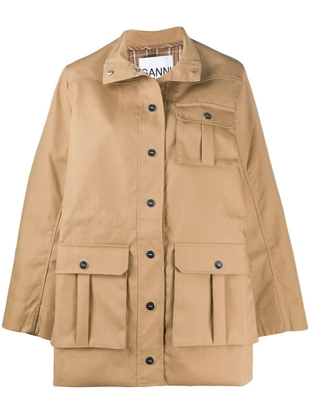 SAFARI CANVAS JACKET