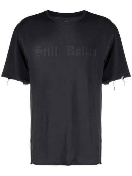 STILL ROLLIN SHOTGUN T-SHIRT