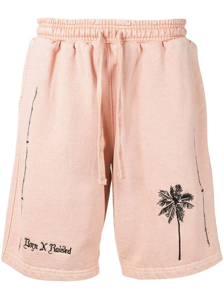 PALM TREE MEN'S SHORTS DROS