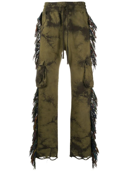 JUNGLE RIDERS CARGO TROUSERS