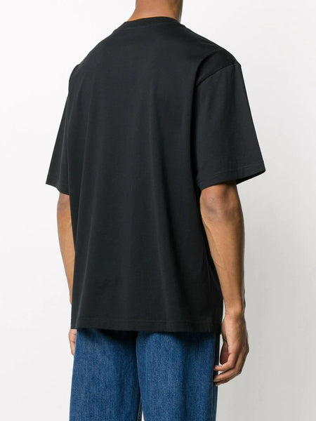 CHEST POCKET CLASSIC T-SHIRT BLK