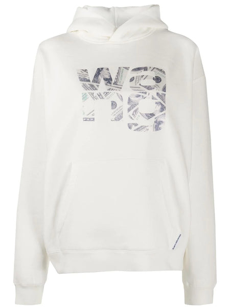HOODED PRINTED MONEY LOGO 104 SOFT