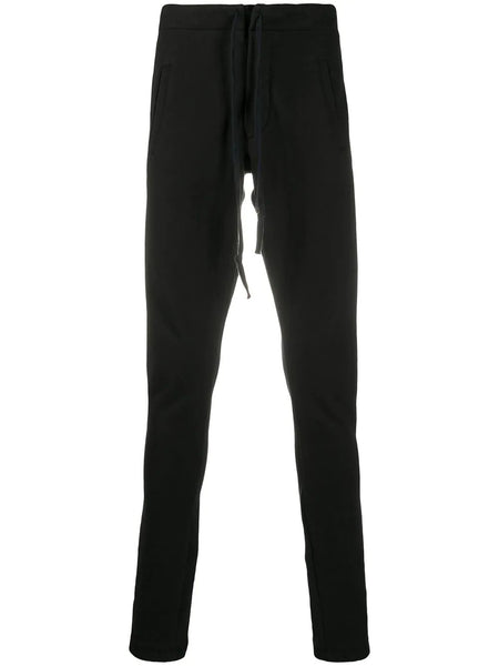 TERRY SIDE STRIPE TRACK PANT