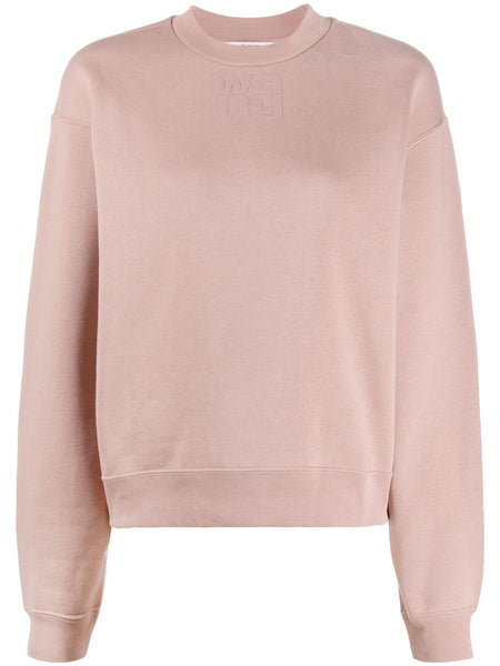 EMBOSSED PRINTED LOGO JUMPER