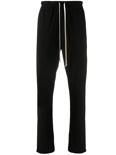 DRAWSTRING TRACK P/TROUSERS 09 BLK