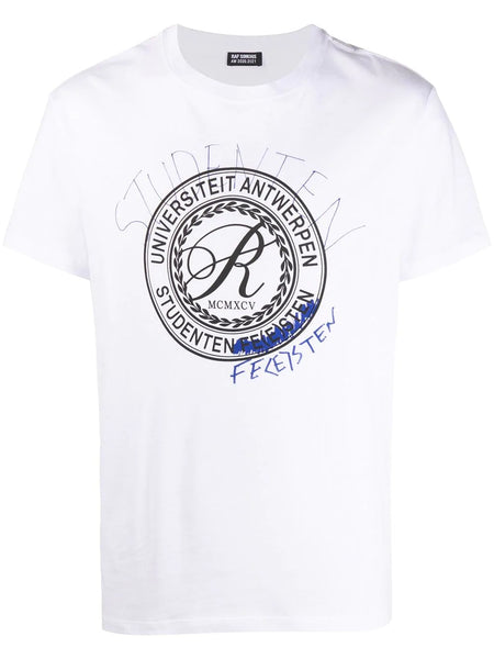 REGULAR FIT STUDENT PRINTED T-SHIRT