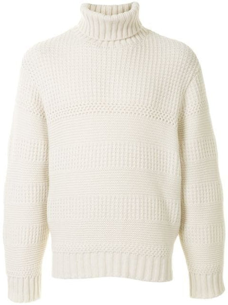 ROLL NECK CHUNKY KNIT JUMPER IVO