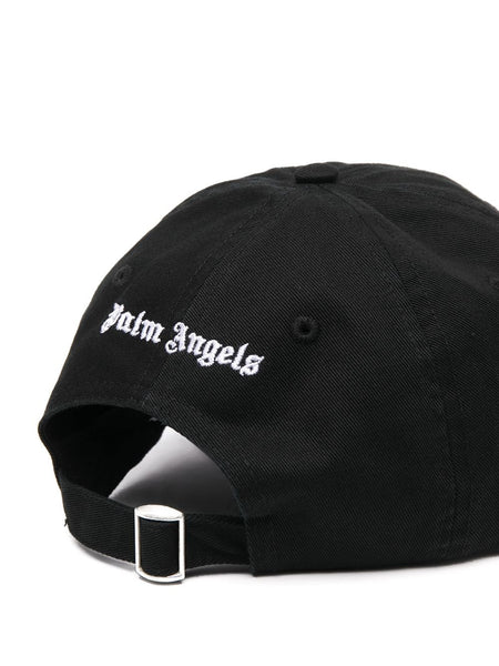 EMBROIDERED BASEBALL BURNING HEAD CAP