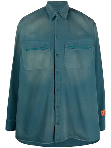 OVERSIZED DENIM CTNMB OUTDOOR SHIRT