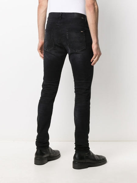 STACK SLIM FIT JEANS 001 BLK