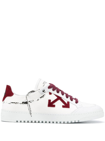 OFF-WHITE LOW-TOP 2.0 SNEAKER WHT BUR