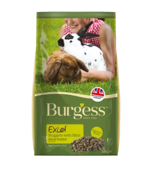 Burgess Excel - Adult Rabbit