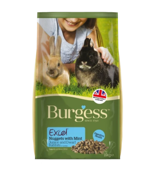 Burgess Excel - Junior and Dwarf Rabbit