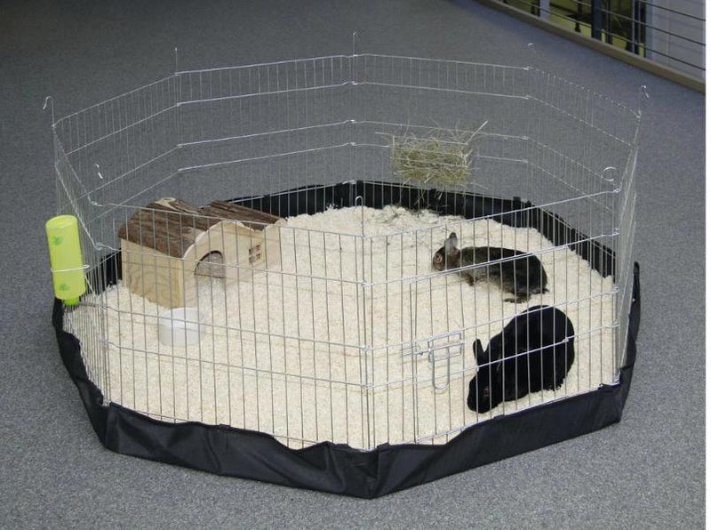 Play pen-large 8 panels Bottom