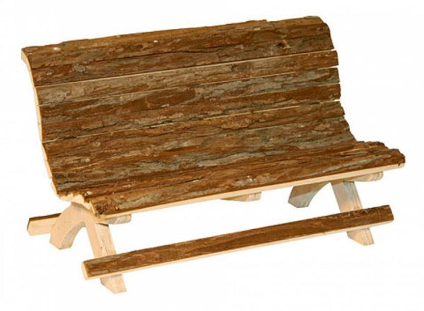 Wooden Bench Nature