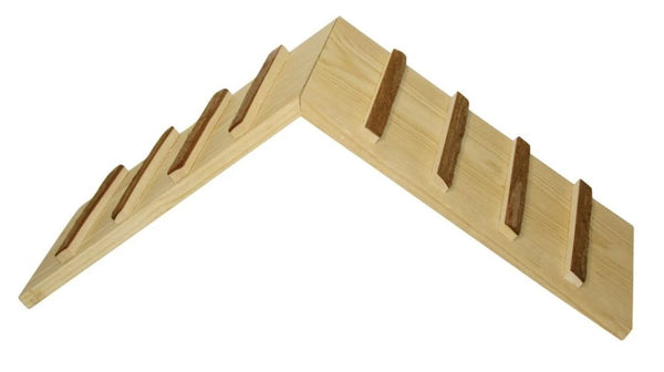 Wood Ramp / cage Bridge