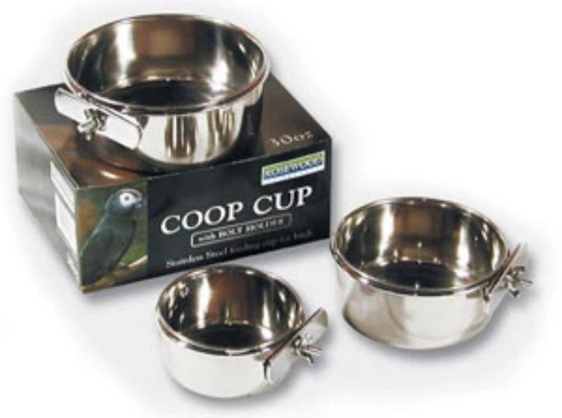 Coop cup - Metal Bolt on Bowl