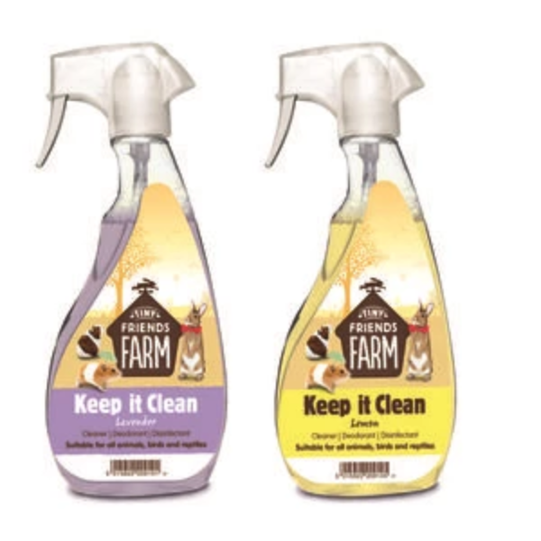 Keep it Clean- Spray