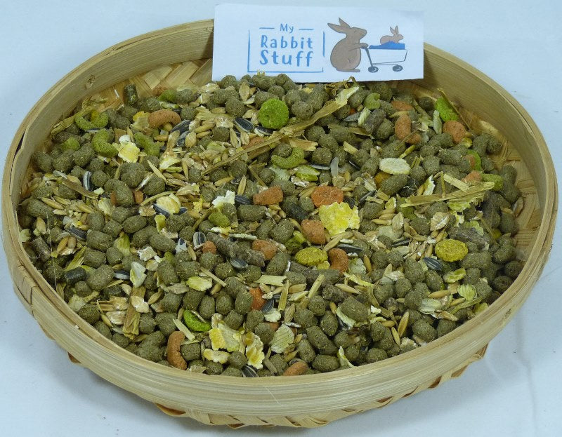 My Rabbit Stuff 50/50 Rabbit Food